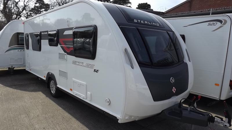 2015 Sterling Eccles SE Solitare