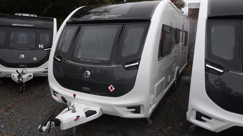 2018 Swift Challenger 590