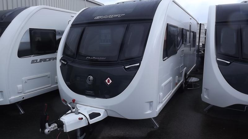 2019 Swift Challenger 590