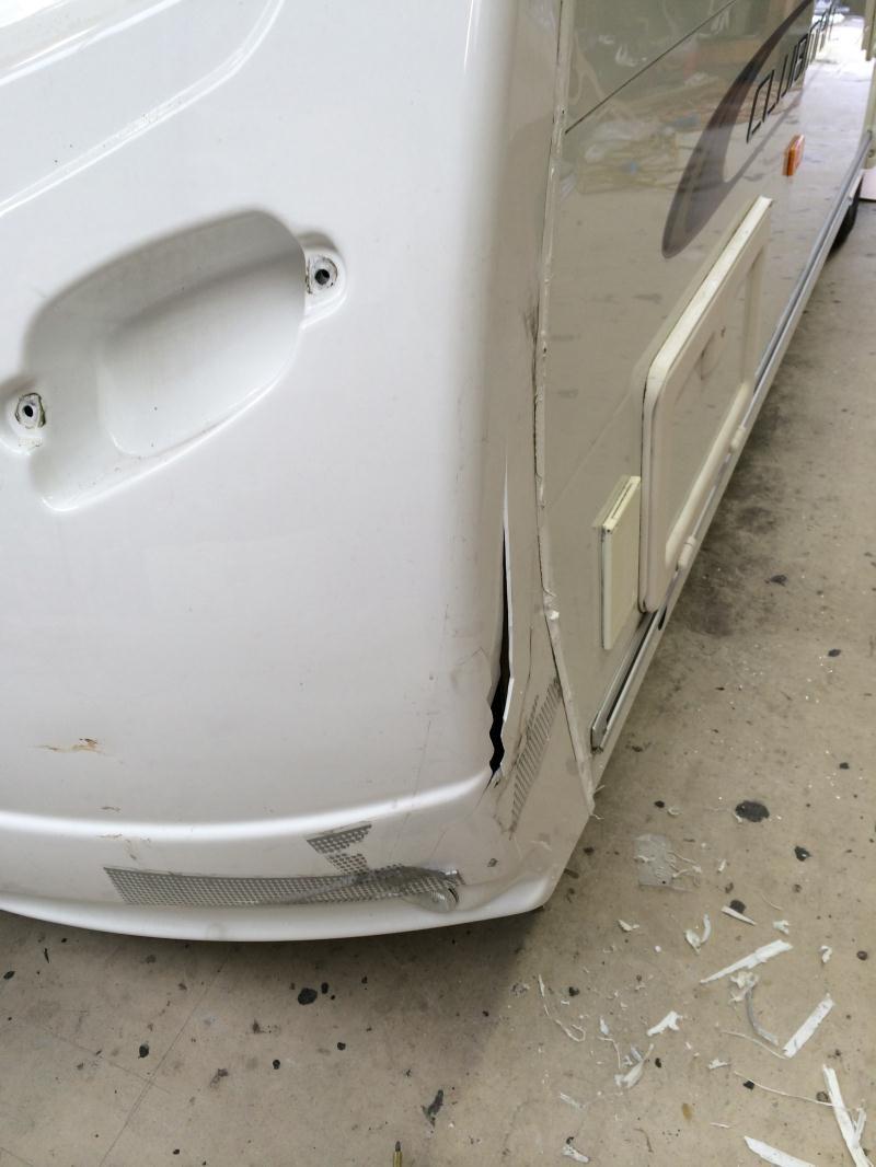 Lunar Front Repair